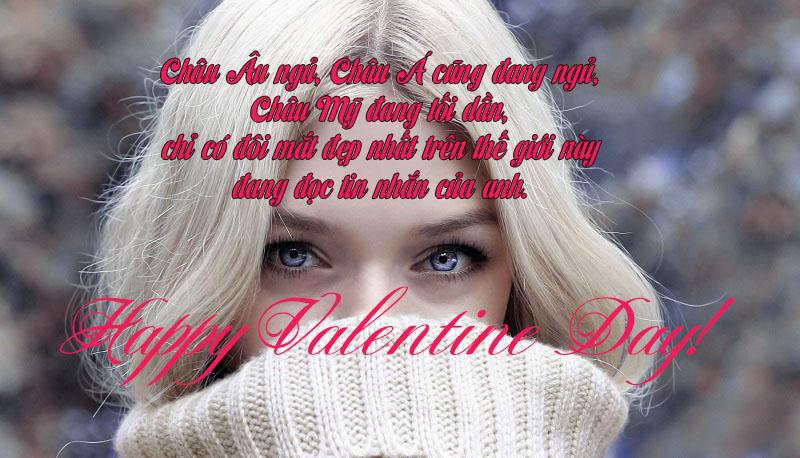 loi chuc valentine y nghia cho vo o xa