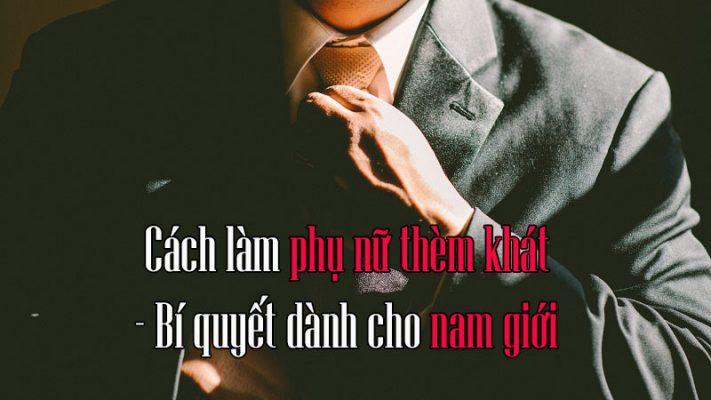 cach lam phu nu them khat