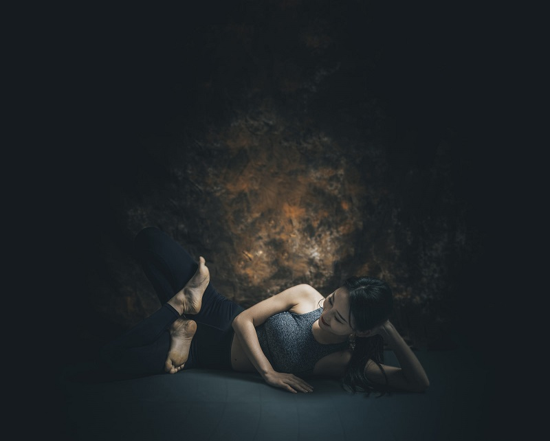 yoga giup tre hoa lan da sac dep phu nu